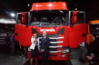 scania launch 2019,28 Feb19